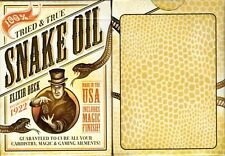 Snake Oil Elixir Playing Cards Poker Size Deck USPCC Custom Limited Edition New