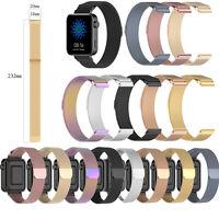 20mm Edelstahl Mesh Mailänder Armband Uhrenarmband Für Xiaomi Smartwatch 2019