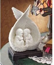 Baby Angel Statue, Home and Garden Decor Gifts Baby Cherubs Memorial Marble
