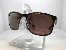 Authentic RAY BAN SUNGLASSES RB4264 8946B 4264 MATTE HAVANA/BROWN POLARIZED