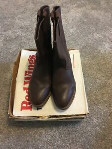 Red Wing 2265 Size 9 E3 Steel Toe