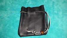 Medieval Leather dice bag,  large,  Ren. Fair, cosplay, Larp. 949474