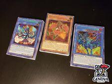 Yu-Gi-Oh! Nephthys Deck Set (Disciple Devotee Cerulean Phoenix)