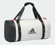 Adidas Vs3 Badminton Holdall Bag Racquet Racket Bg940811 White
