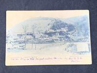 Vintage Cameron Colliery Shamokin PA Pennsylvania Postcard Coal Mine