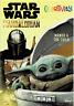 Star Wars, Baby Yoda The Mandalorian, Mando & the Child Coloring Book, NEW!