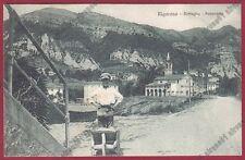 ALESSANDRIA ARQUATA SCRIVIA 33 Frazione RIGOROSO Cartolina VIAGGIATA 1927