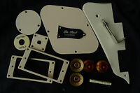 Epiphone Les Paul  Pickguard Back Cover Truss Rod Cover Jack Plate Switch Ring