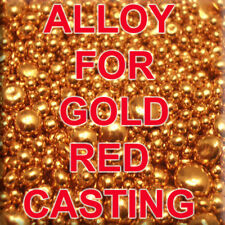 1 oz RED Alloy FOR CASTING GOLD JEWELRY TOOLS  Melt Jewelry Troy