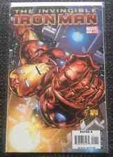 Invincible Iron Man #1 Joe Quesada Variant Cover (Marvel 2008) NM