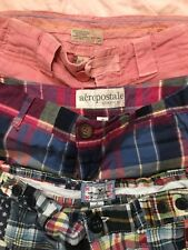 American Eagle Women's Denim Shorts - size 4 - Lot of 3