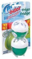 Croc Odor Twin Pack Fridge Fresh Neutralise Smell Odour Fresheners