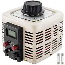 Transformador de Voltaje Monofásico Transformador de Potencia Variable 2000VA