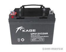 GEL Batterie AGM Akku 12V 32 AH Blei-Akku, % % % B&S oder  oder B&SKAGE ( 17749