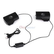 1 Pair Mini USB Clip-On Speaker for MP3 TV Laptop PC Phone Music Players