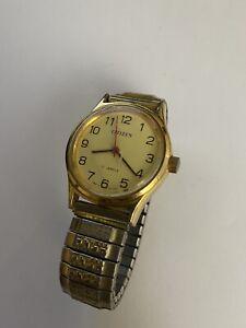 Vintage 1960's Citizen 17J Manual-wind Men's GP Watch