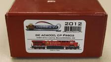 Broadway Limited Paragon2 2012 Canadian Pacific Locomotive GE AC6000 #9802 Sound