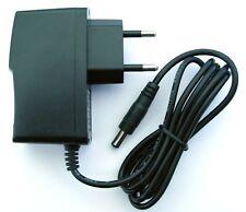 Adaptateur secteur alimentation 100-240V DC 6V 1A Power Supply - plug 5,5x2,1mm