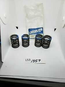 Outer Valve Springs Fits Buick Opel Lot of 4 Lazorlite L53-1359 NOS