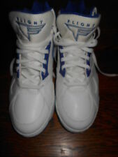 VINTAGE 1991 NIKE AIR SABRE FLIGHT HI SIZE 10.5 RARE 911101PF