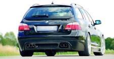 Heckansatz BMW E61 Rieger Tuning BMW E60 / E61