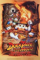 "DUCKTALES THE MOVIE Poster [Licensed-NEW-USA] 27x40"" Theater Size DISNEY"