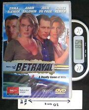 Betrayal - DVD (New, Sealed)