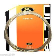 2x Cable Acero Cambio 2000 de Bicicleta compatible con Shimano y Campagnolo 2977