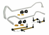 WHITELINE F+R SWAY BAR VEHICLE KIT FIT HOLDEN COMMODORE VE VF PERFORMANCE KIT