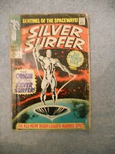 THE SILVER SURFER # 1 THE ORIGIN OF SILVER SURFER August 1968 Silver age Lot