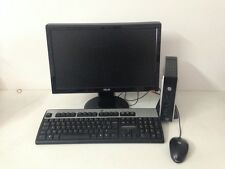 HP t510 Eden X2 U4200 1GHz 2Gb Flash WinEmbedded 2009 + Ecran ASUS VH192D