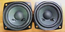"""2 altavoces de repuesto de 3"""" para base Inalambrica Yamaha PDX-50 (ref. YA230AO)"""