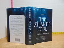 The Atlas Code by Charles Brokaw (2009, Hardcover) Thomas Lourds