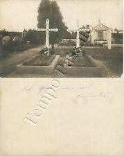 Prima guerra mondiale - Cimitero militare tedesco