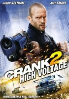 Crank 2: High Voltage [New DVD] Full Frame, Subtitled, Widescreen, Ac-3/Dolby