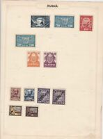 Russia Stamps Ref 14958