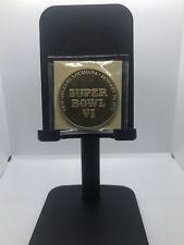 Super Bow VI Coin