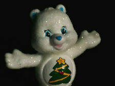 CUSTOM Care Bear Collectible Mini Figure Blind Bag GLITTER CHRISTMAS WISHES 2""