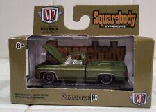 b60 M2 Machines Squarebody Syndicate 1973 Chevy Cheyenne Super 10 Farmers Tan