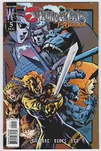 "Thundercats ""The Return"" DC/Wildstorm Issue #5 (2003) Near Mint"