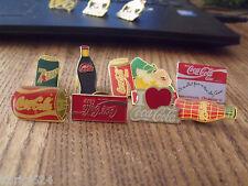 pin s 9 pin s de coca cola