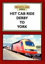 HST Cab Ride: Derby to York