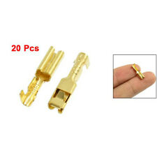 20 Pcs Female Spade Cable Wire Terminals for 2.8mm Connectors LW SZUS