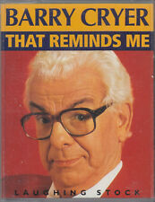 Barry Cryer That Reminds Me 2 Cassette Audio Book Comedy Stand Up Humour
