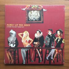 Panic At The Disco - Fever You Cant Sweat Out Vinyl LP Black Sealed New