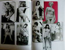 rabatt 1955 ddr JOKE  AKt  foto NACKT frau girl mädchen behaart brüste fkk