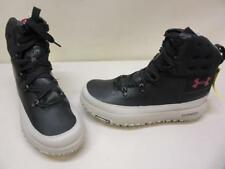 Under Armour Govie Hiking Boots Shoes SMS Sample Men's size 9 Black