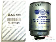 Fiat Ducato 230 244 2,0 2,8 JTD Original Kraftstofffilter Dieselfilter 46797378