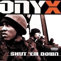 Shut 'Em Down by Onyx (Vinyl, Jun-1998, Def Jam (USA))