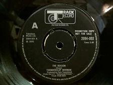 "THUNDERCLAP NEWMAN The Reason   7"" single   PROMO    Lovely copy!"